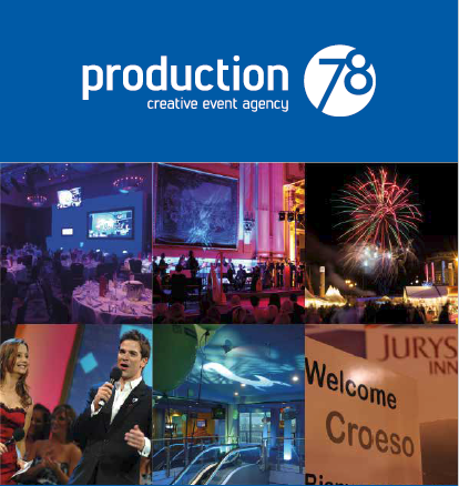 Production 78 Venues Equipment Brochure