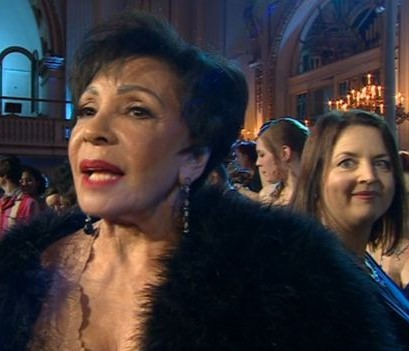 Buckingham Palace Gala Dame Shirley Bassey and Ruth Jones
