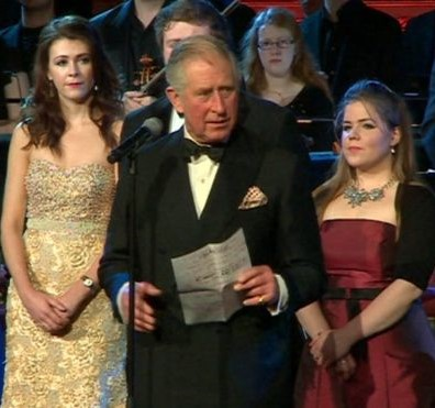 Buckingham Palace Gala HRH the Prince of Wales